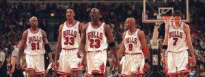 The Last Dance: documentário contou a história da temporada 1997/98 do Chicago Bulls